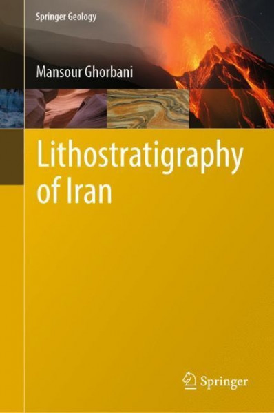Lithostratigraphy of Iran