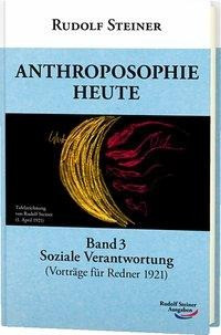 Anthroposophie heute, Band 3