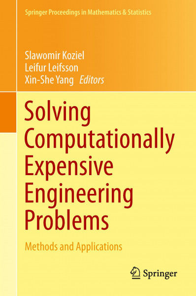 Solving Computationally Expensive Engineering Problems