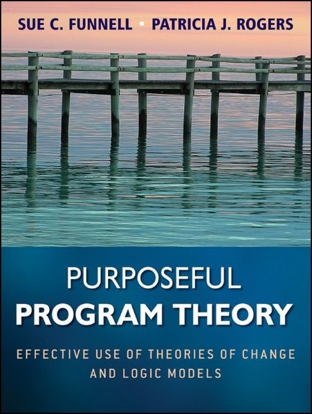 Purposeful Program Theory: Effective Use of Theories of Change and Logic Models (Research Methods fo