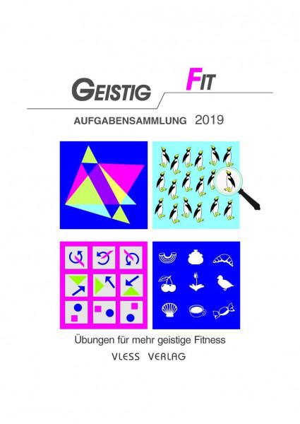 Geistig Fit Aufgabensammlung 2019