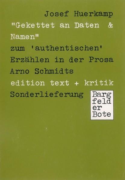 """""""Gekettet an Daten & Namen"""""""