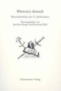Rhetorica deutsch