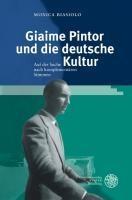 Giaime Pintor und die deutsche Kultur