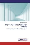 The EU response to Balkan conflict