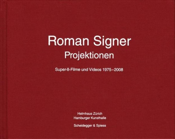 Roman Signer - Projektionen