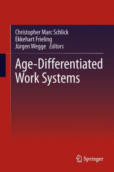 Age-Differentiated Work Systems