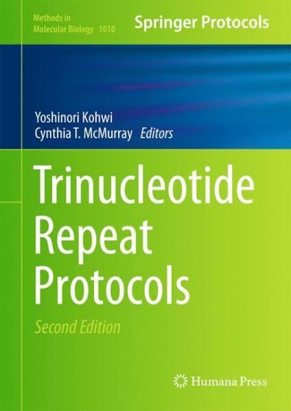 Trinucleotide Repeat Protocols