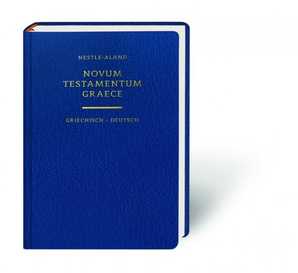 Novum Testamentum Graece - Das Neue Testament griechisch-deutsch