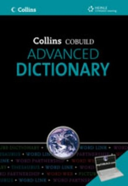 Collins Cobuild Advanced Dictionary, Softcovervmit 1 CD-ROM: (Helbling Languages) (Collins Cobuild D