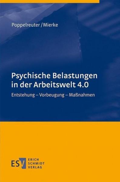 Psychische Belastungen in der Arbeitswelt 4.0