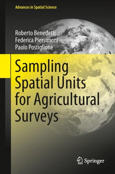 Sampling Spatial Units for Agricultural Surveys
