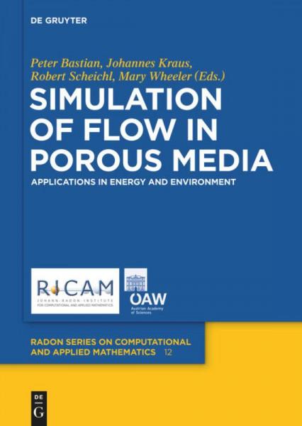 Simulation of Flow in Porous Media