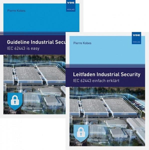 Leitfaden Industrial Security (Set). 2 Bände