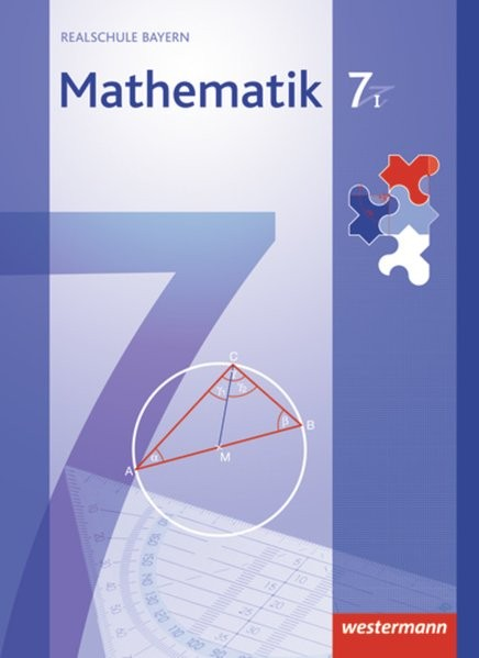 Mathematik Schülerband 7 WPF1. Schülerband. Realschule. Bayern