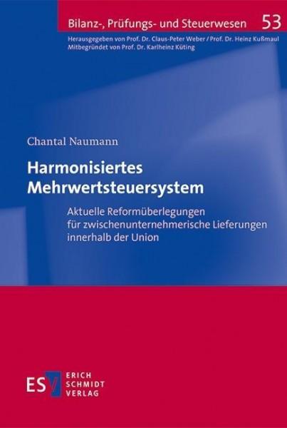 Harmonisiertes Mehrwertsteuersystem