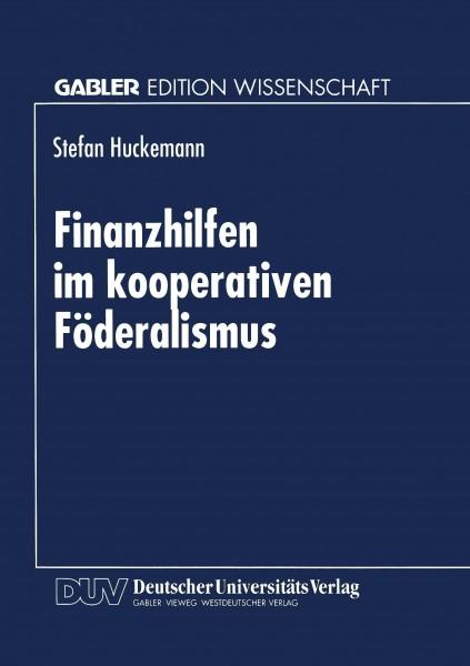 Finanzhilfen im kooperativen Föderalismus