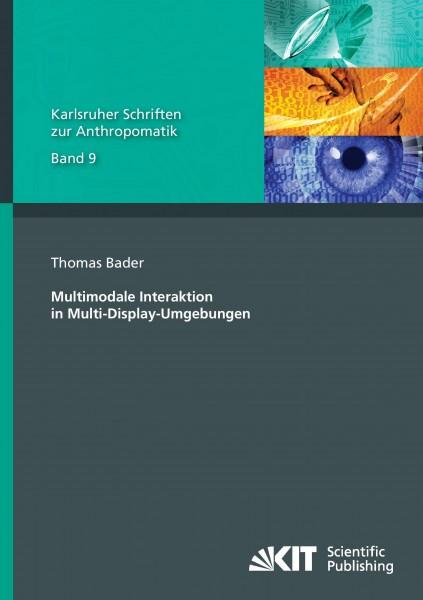 Multimodale Interaktion in Multi-Display-Umgebungen