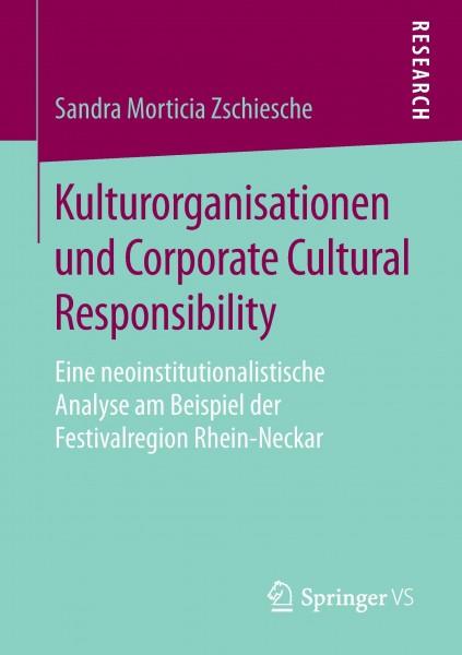 Kulturorganisationen und Corporate Cultural Responsibility