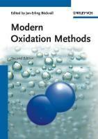 Modern Oxidation Methods
