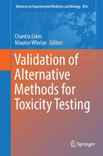Validating Alternative Methods for Toxicity Testing