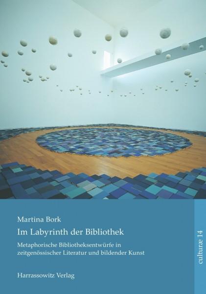 Im Labyrinth der Bibliothek