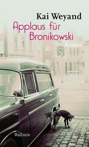 Applaus für Bronikowski