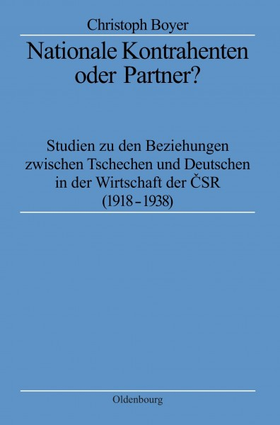 Nationale Kontrahenten oder Partner?