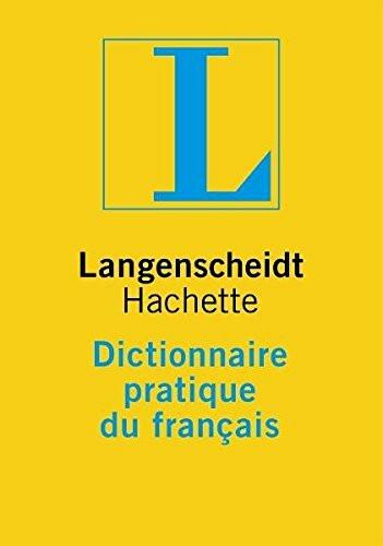 Langenscheidts Dictionnaire pratique du francais