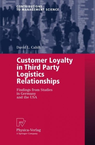 Customer Loyability in Third Party Logistics Relationships