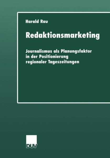 Redaktionsmarketing