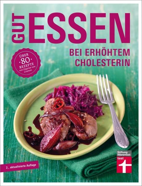 Gut essen bei erhöhtem Cholesterin