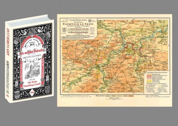 Bau- und Kunstdenkmäler des Kreises NAUMBURG LAND 1905