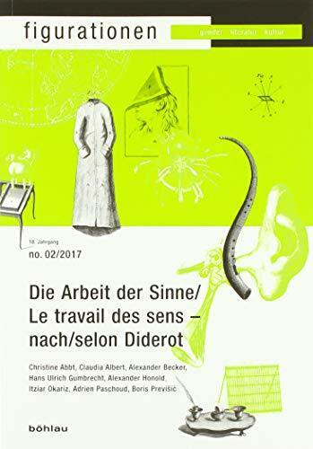 Die Arbeit der Sinne - nach Diderot