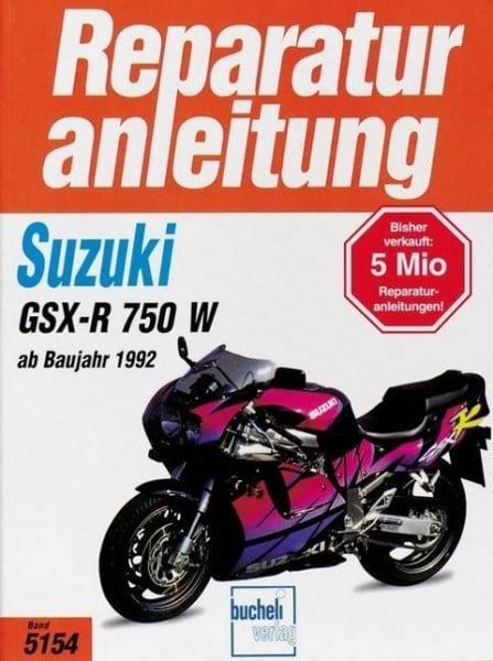Suzuki GSX-R 750 W ab 1992