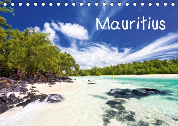 Mauritius (Tischkalender 2020 DIN A5 quer)
