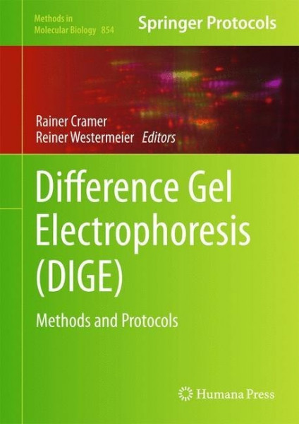 Difference Gel Electrophoresis (DIGE)