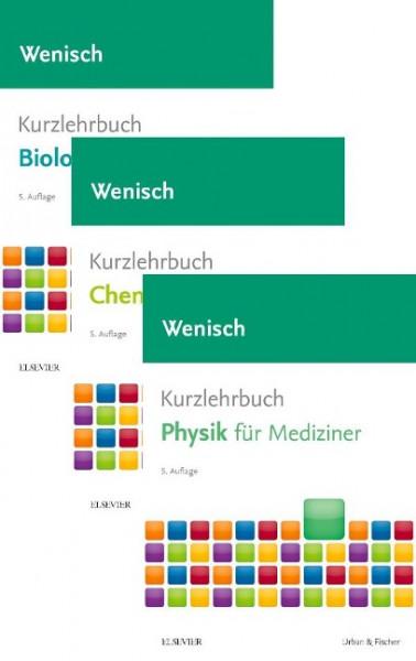 Paket KLB Biologie, Chemie, Physik