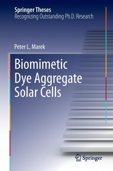 Biomimetic Dye Aggregate Solar Cells