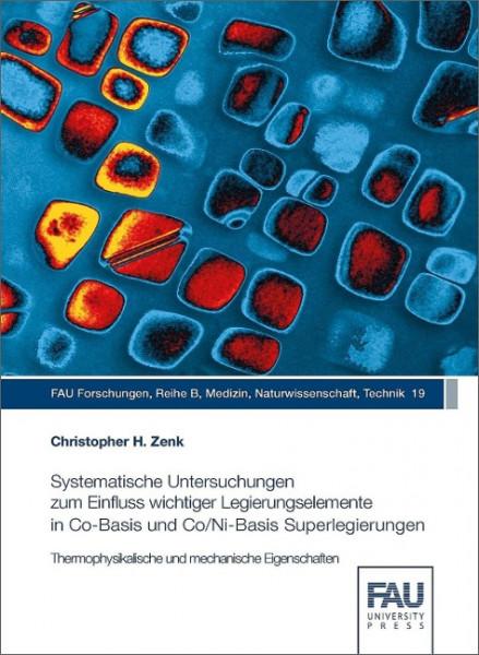 Systematische Untersuchungen zum Einfluss wichtiger Legierungselemente in Co-Basis und Co/Ni-Basis S