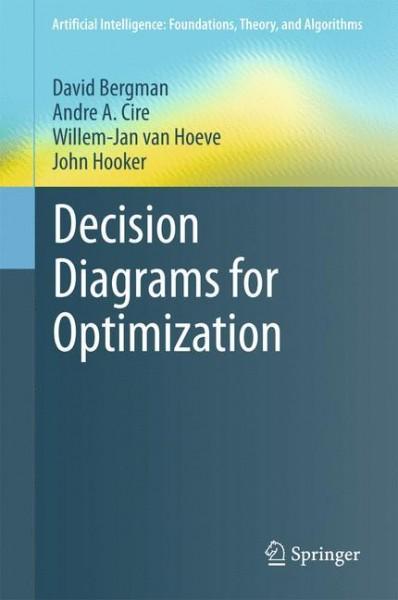 Decision Diagrams for Optimization