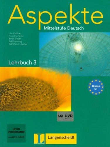Aspekte 3 (C1). Lehrbuch 3 mit DVD