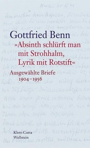 »Absinth schlürft man mit Strohhalm, Lyrik mit Rotstift«