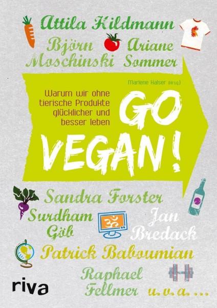Go vegan!