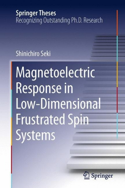 Magnetoelectric Response in Low-Dimensional Frustrated Spin Systems
