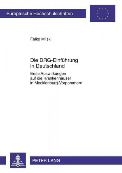 Die DRG-Einführung in Deutschland