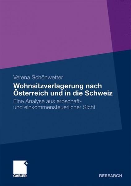 Wohnsitzverlagerung nach Österreich und in die Schweiz