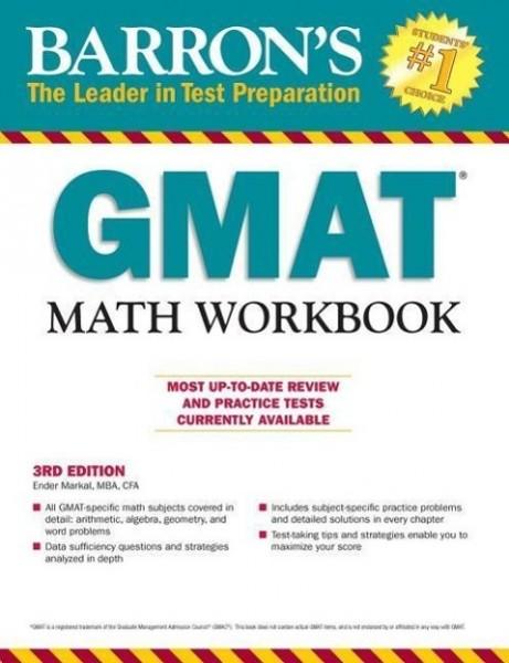 GMAT Math Workbook