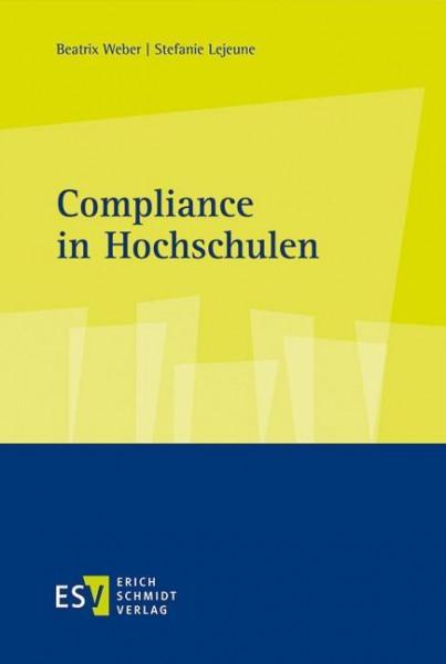 Compliance in Hochschulen