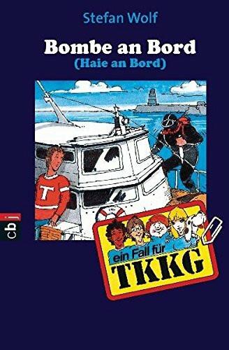 TKKG. Bombe an Bord. ( Haie an Bord)